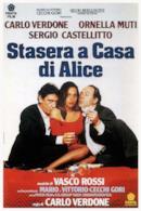 Poster Stasera a casa di Alice
