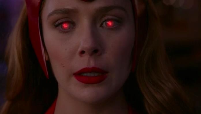 Gli occhi rossi di Wanda