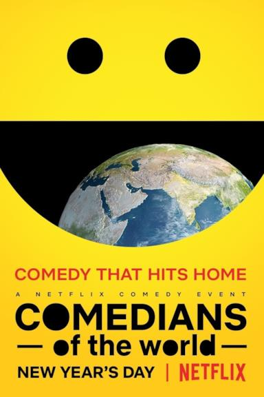 Poster COMEDIANS of the world