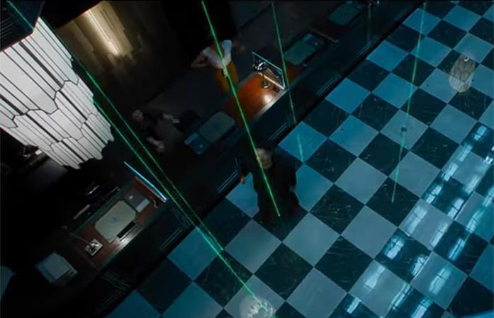 Escape Room 2 - Gioco mortale: scacchiera