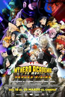 Poster My Hero Academia: The Movie - Heroes Rising