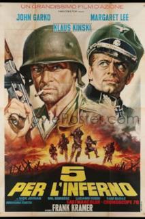 Poster 5 per l'inferno