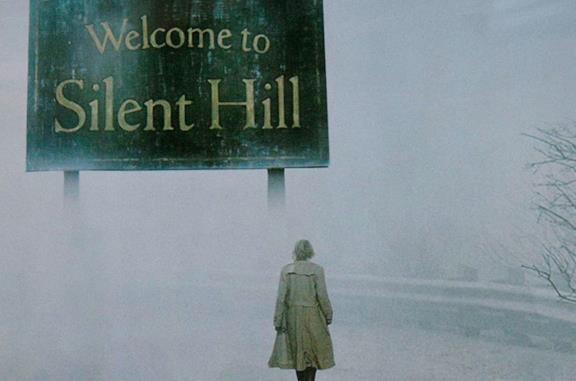 Silent Hill: il banner del primo film