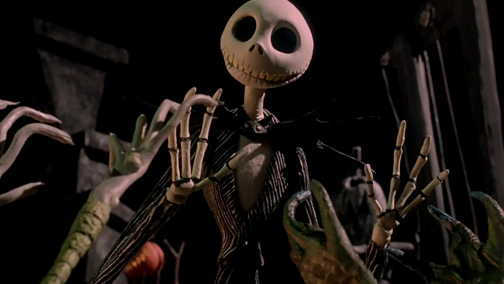 Nightmare Before Christmas Il Finale Alternativo Col Cameo Di Tim Burton