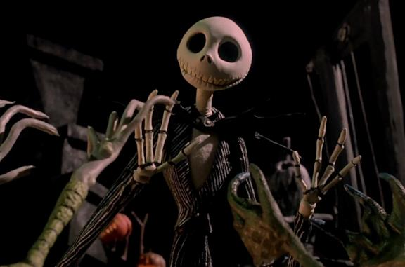 Nightmare Before Christmas: il finale alternativo col cameo tagliato di Tim Burton