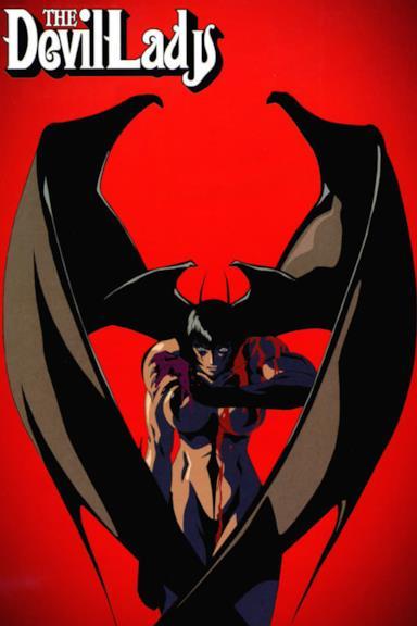 Poster Devil Lady
