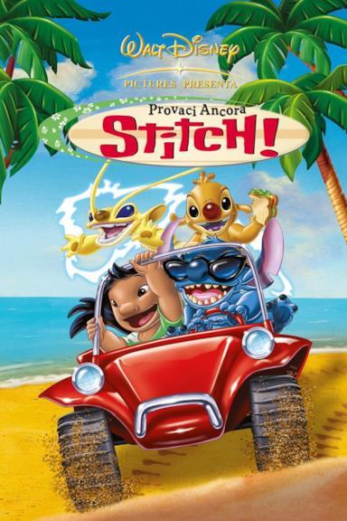 Poster Provaci ancora Stitch!
