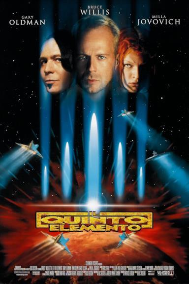 Poster Il quinto elemento