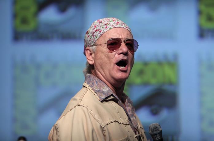 Bill Murray al San Diego Comic Con