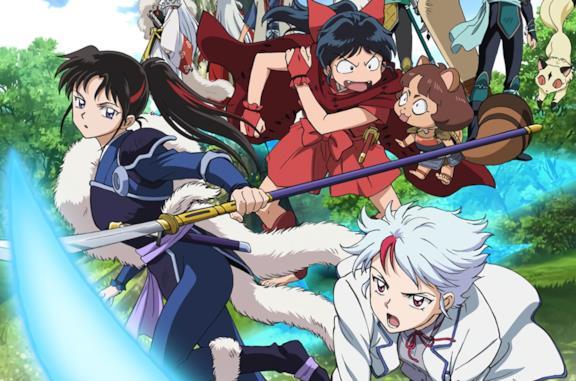 Yashahime: ecco il primo trailer del sequel/spin-off di Inuyasha