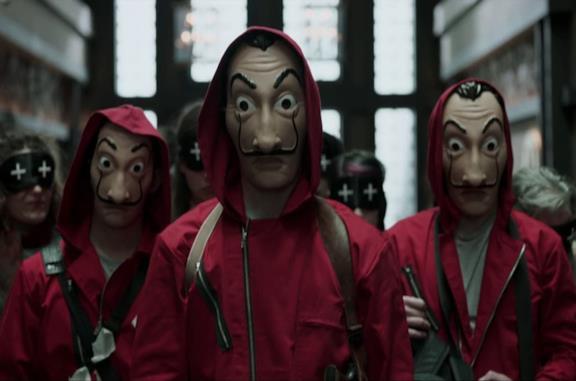 Le 10 serie TV da vedere se sei fan de La Casa di Carta