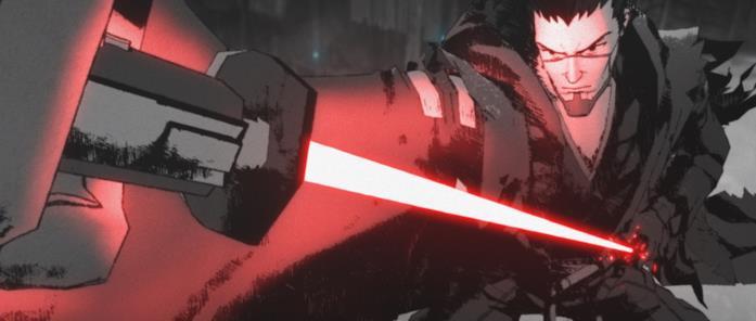Ronin dal Star Wars: Visions