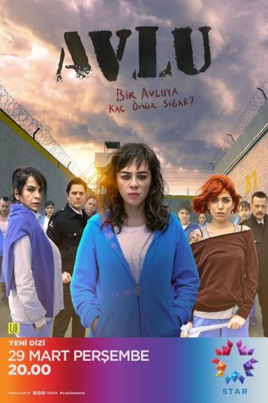 Poster Avlu