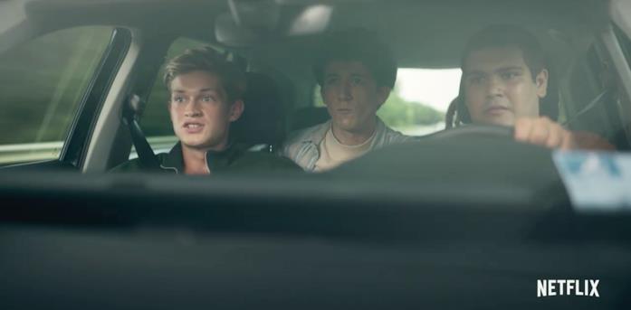 Moritz, Lenny e Dan nel trailer di Come vendere droga online (in fretta)