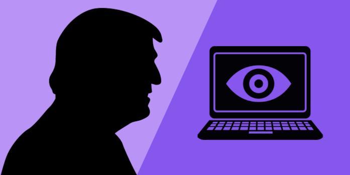 Lámministrazione di Traump vorrebbe vietare la crittografia