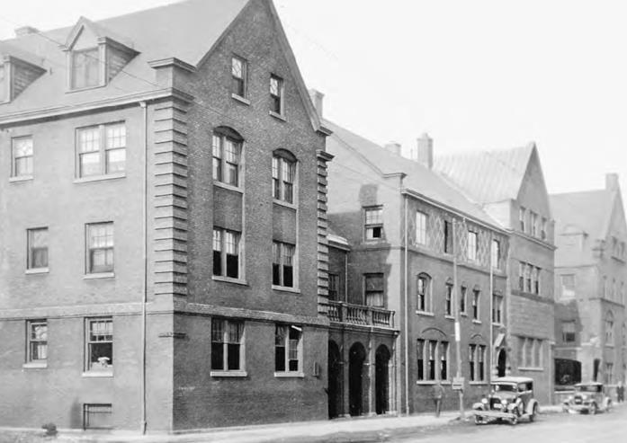 Hull House, la casa che ospitava il presunto bambino diavolo