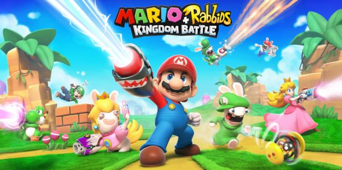 Mario Rabbids Nintendo Ubisoft
