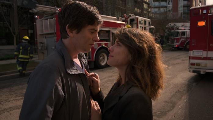 Shaun e Lea prima nelle scene finali della terza stagione