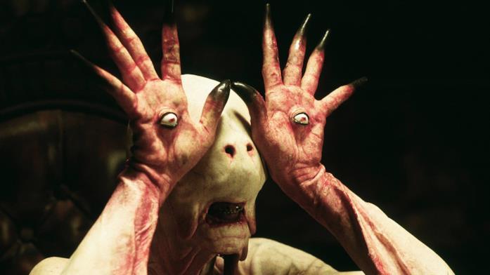 Il mostro pallido si sveglia (Doug Jones)