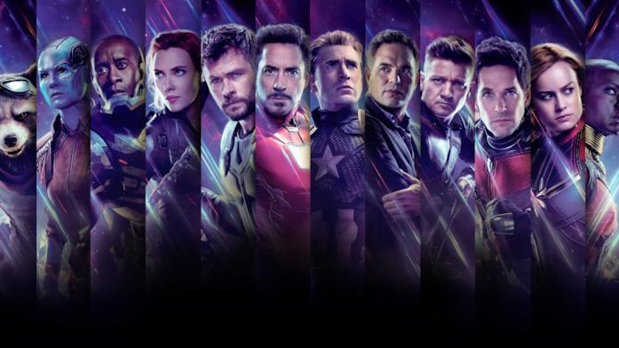 I principali protagonisti di Avengers: Endgame, da Iron Man a Capitan America