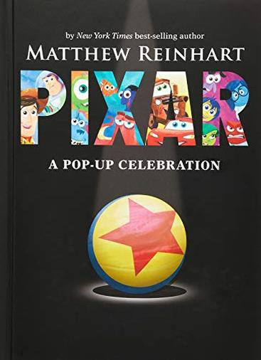 Pixar: A Pop-Up Celebration