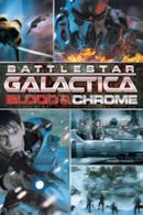 Poster Battlestar Galactica: Blood & Chrome