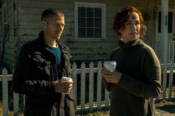 Zach Gilford e Kate Siegel