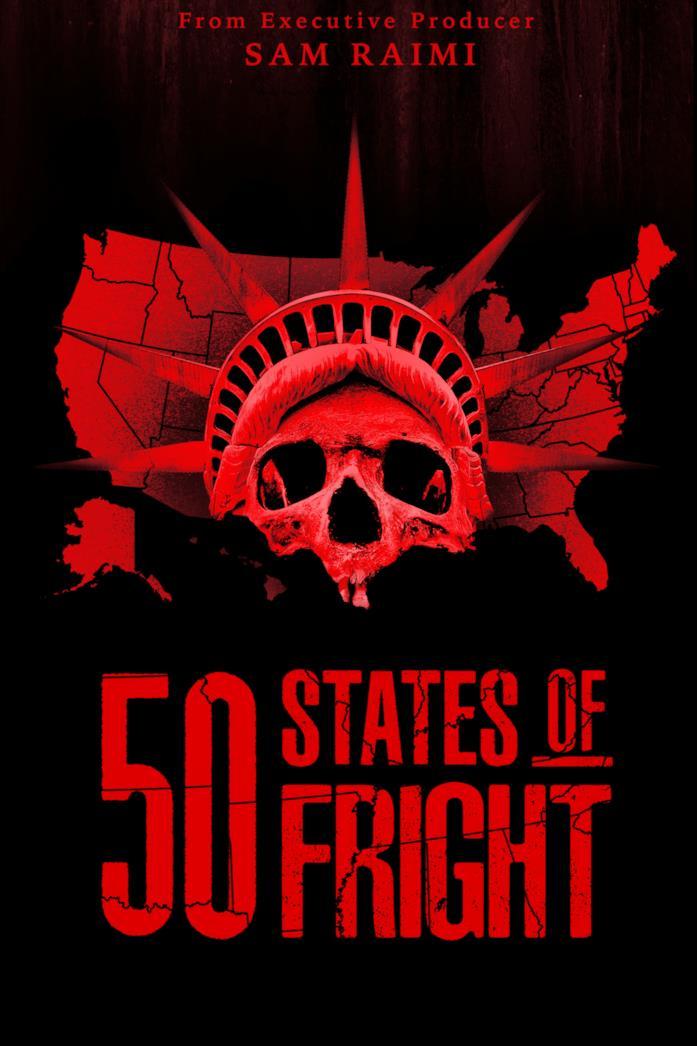 Il poster di 50 States of Fright