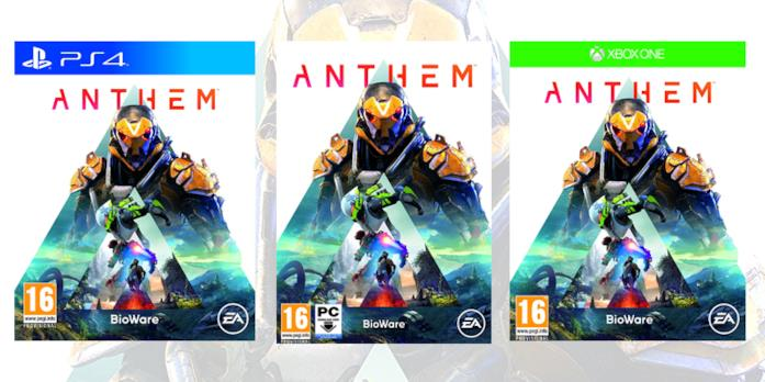 Anthem in uscita il 22 febbraio 2019