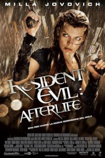 Poster Resident Evil: Afterlife