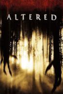 Poster Altered - Paura dallo spazio profondo