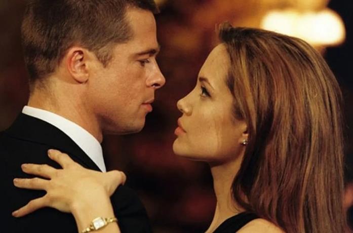 Mr. & Mrs. Smith, il film con Pitt e Jolie