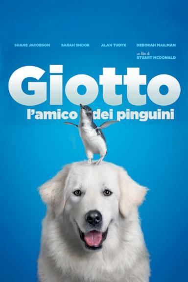 Poster Giotto, l'amico dei pinguini