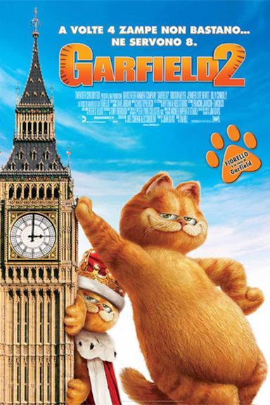 Poster Garfield 2