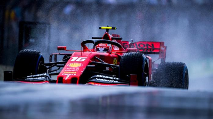 La Ferrari protagonista in Drive to Survive