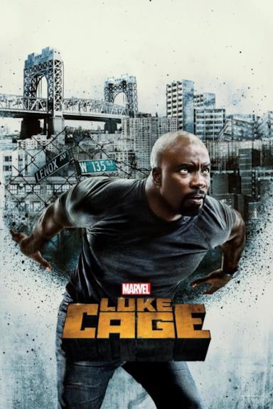 Poster Marvel's Luke Cage