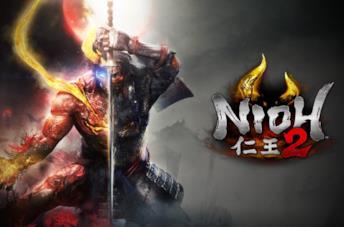 Il protagonista del videogioco Nioh 2