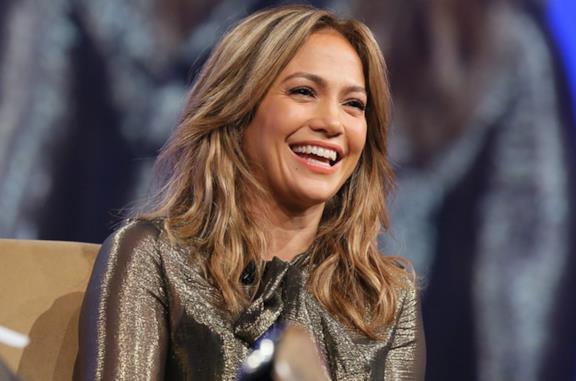 Jennifer Lopez a un evento pubblico