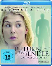 Return to Sender [Blu-ray]