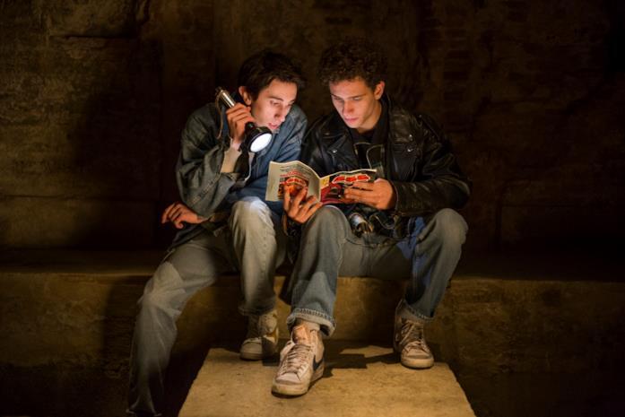 Sono ricominciate le riprese de Il mostro della cripta