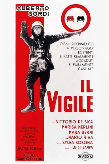 Poster Il vigile