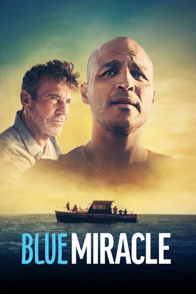Poster Blue Miracle - A pesca per un sogno