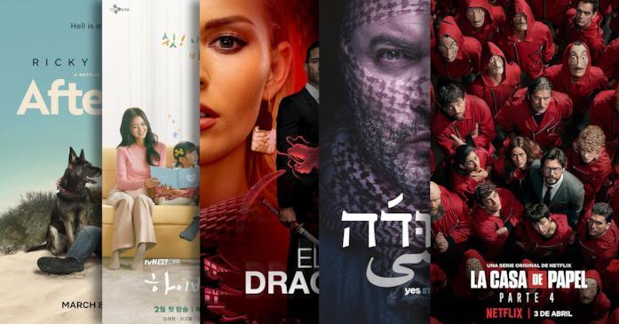Le nuove uscite delle Serie TV originali Netflix ad aprile 2020