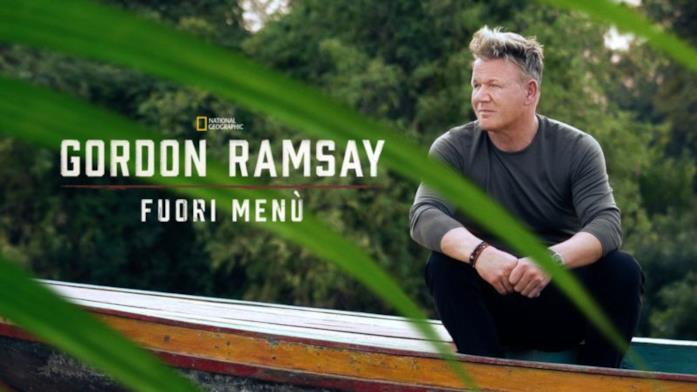 Gordon Ramsey fuori menù