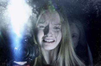 Una scena del film The Visit