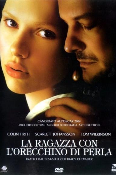 Poster La ragazza con l'orecchino di perla