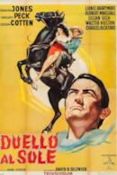 Poster Duello al sole