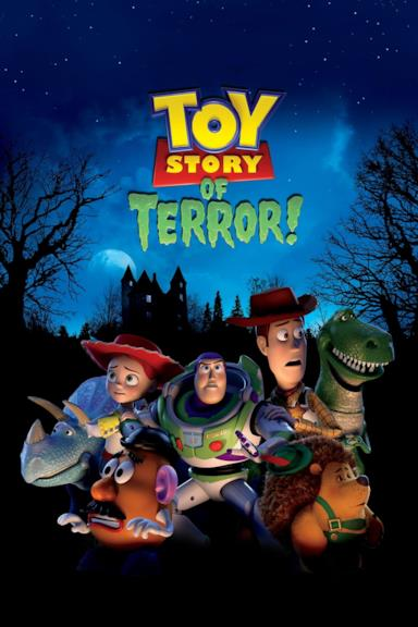 Poster Toy Story of Terror!