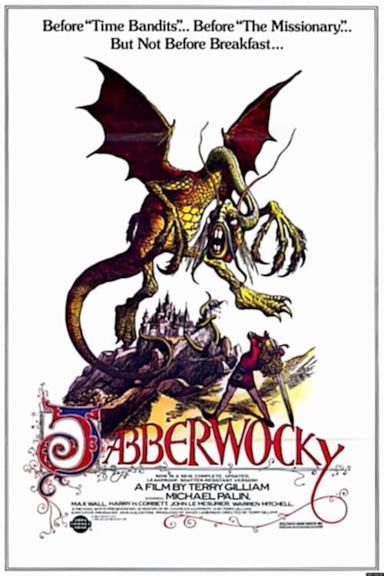 Poster Jabberwocky