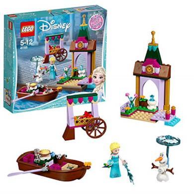 Frozen Avventura al Mercato di Elsa Giocattolo, Multicolore, 41155